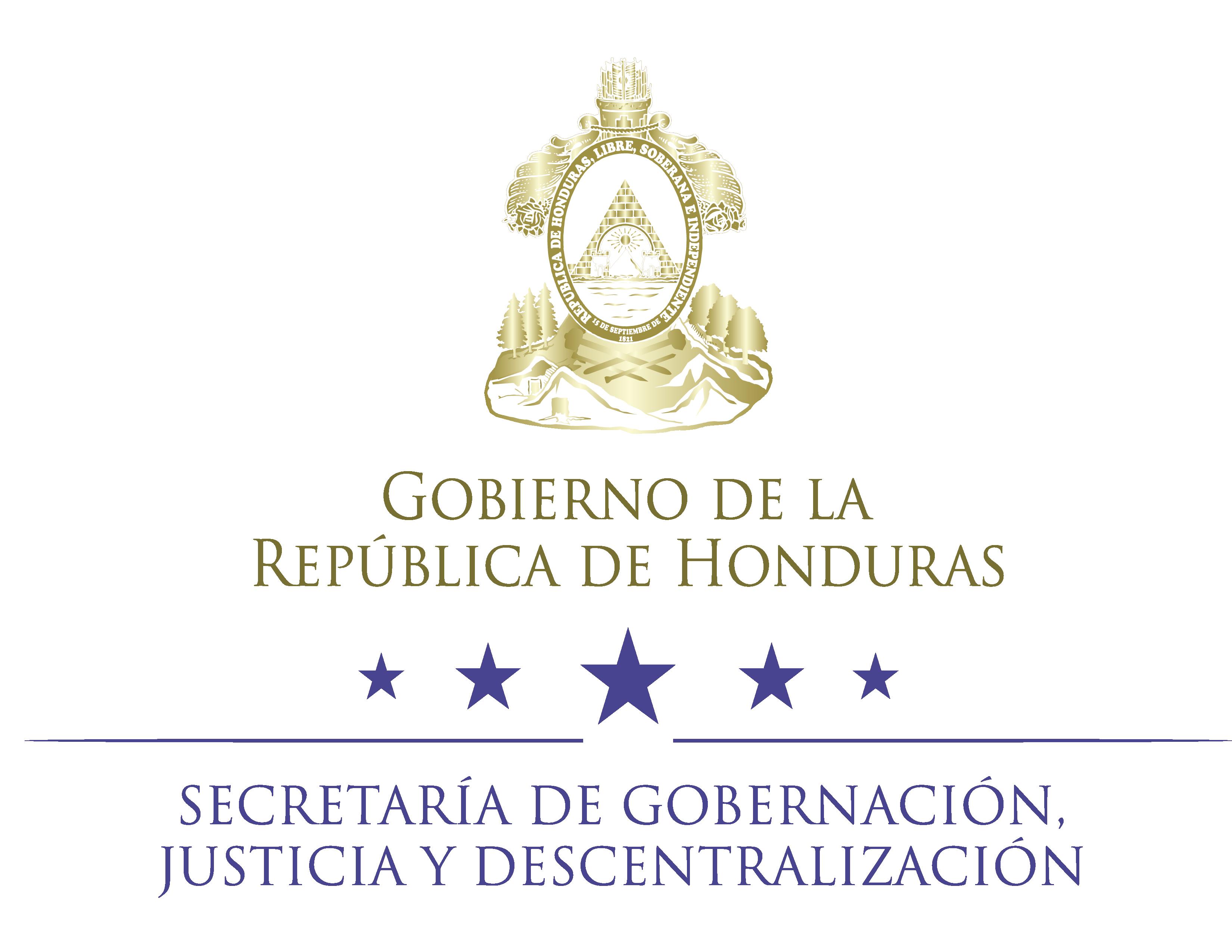 Secretaria de Gobernación, Justicia y Descentralización